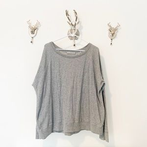 Vince | Gray Thermal S